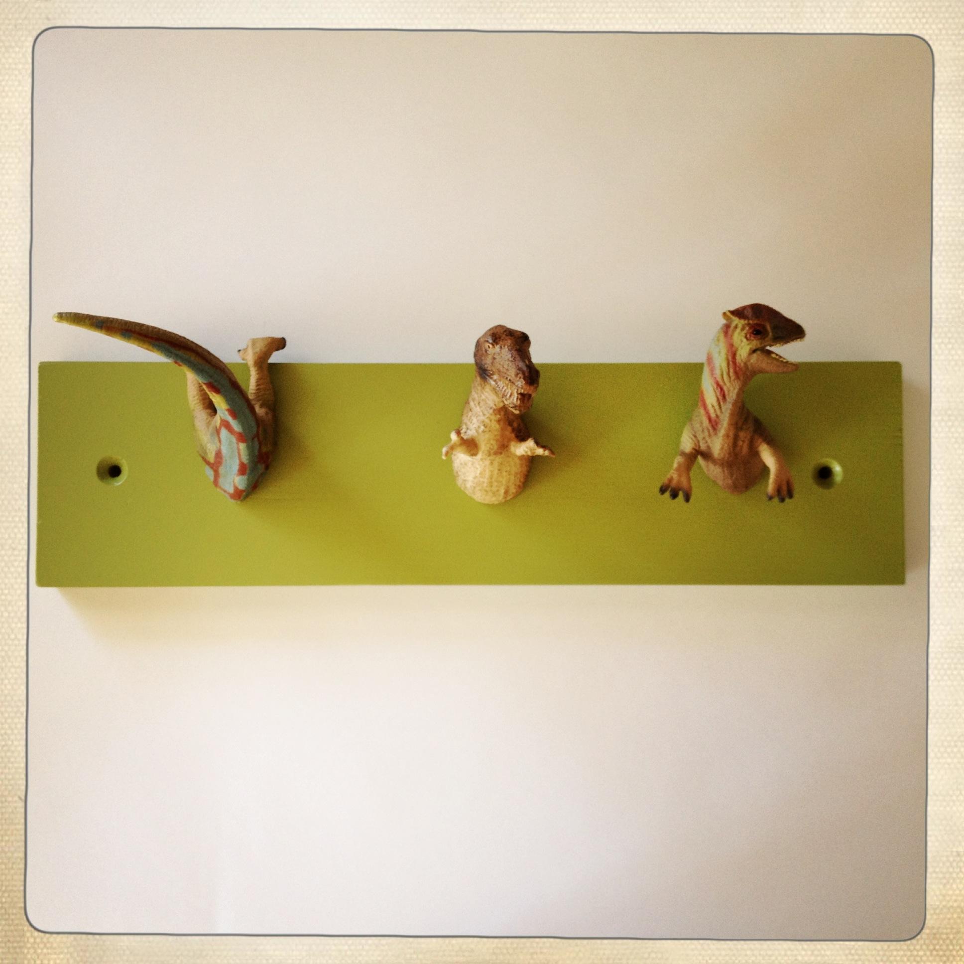 Dinosaurknaggrekke…