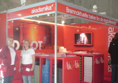 Akademika AS – Bokmesse