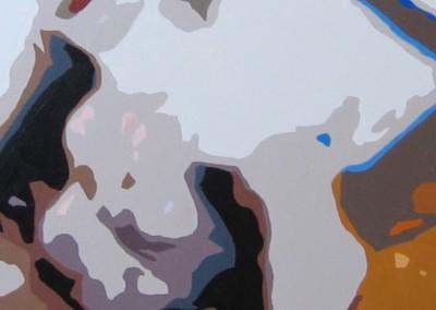 Akrylmaleri Effi fang
