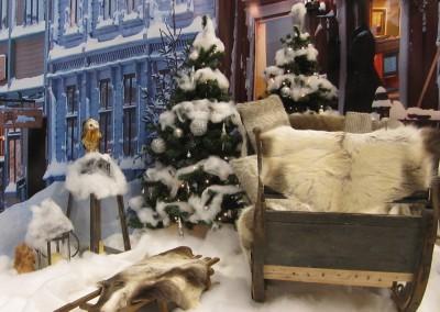 Adek AS – Senterdekor – fotohjørne jul