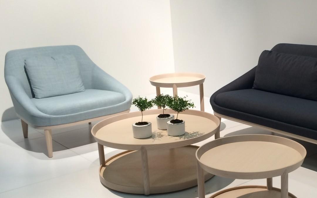 Møbler fra Stockholms messen i februar